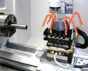 Automatische vierkantbeitelhouder